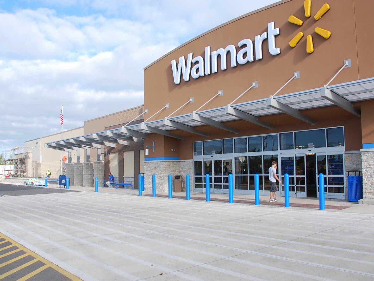 Walmart Enid OK